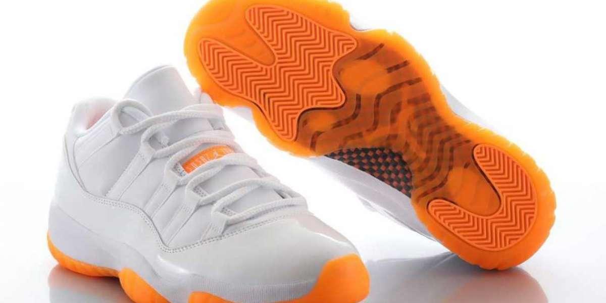 """Where To Buy The Air Jordan 11 Low """"Citrus"""" DJ4327-139 ?"""