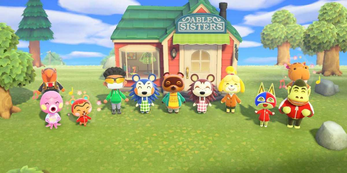 Animal Crossing has greater outwardly likable