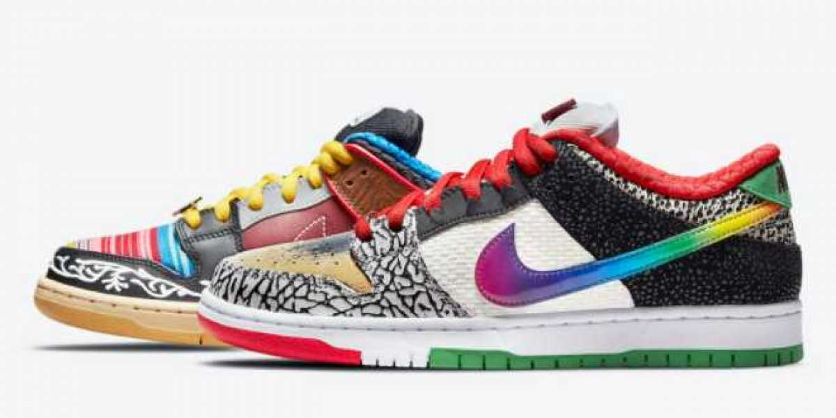 """Official image of Nike SB Dunk Low """"What the P-Rod"""" CZ2239-600"""