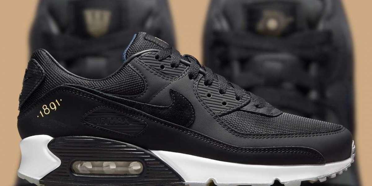 "2021 Latest Nike Air Max 90 ""AIK Fotboll"" DJ4602-001"